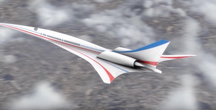 15:58 by Виктория Франчук NASA хочет вернуть сверхзвуковые пассажирские авиаперевозки