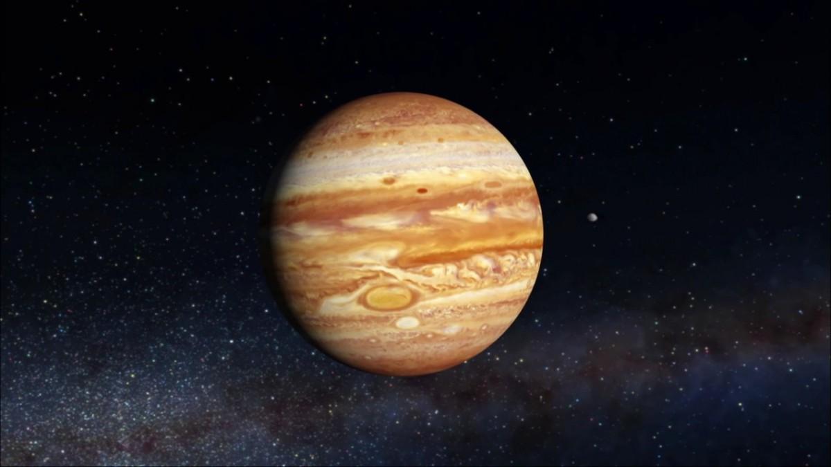 10:27 by Info Resist Неизвестный объект столкнулся с Юпитером
