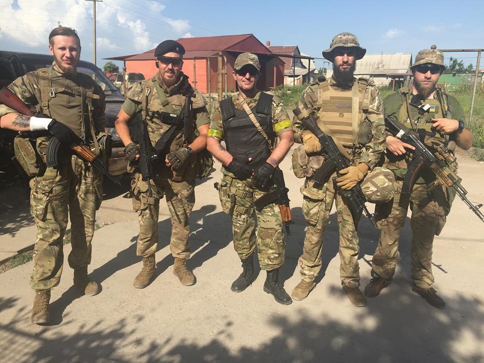 Бойцы «Кривбасса» задержали «майора» спецлужб «ДНР»