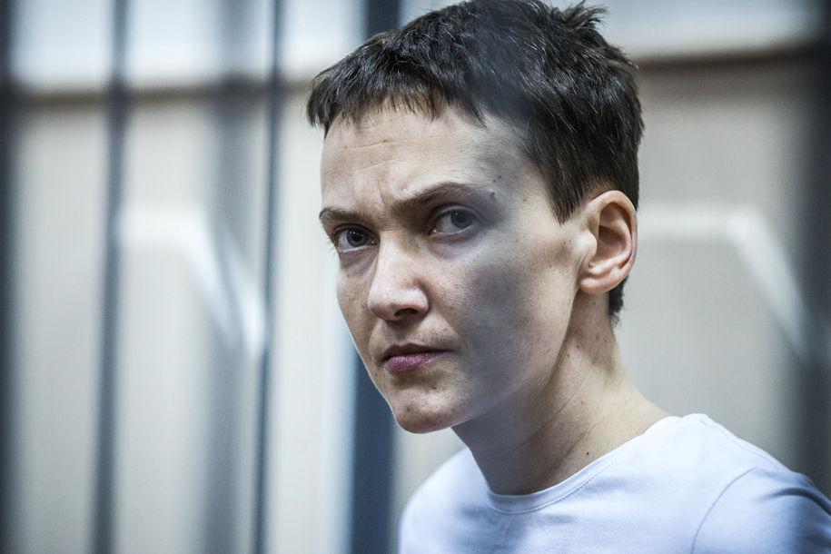 Опубликована последняя речь Надежды Савченко, которую ей не дали сказать