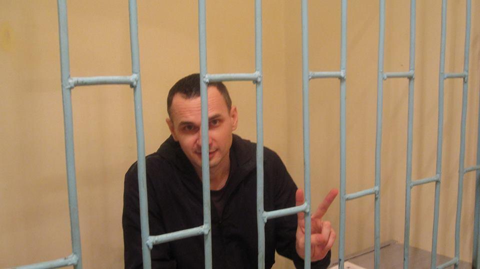 Место пребывания осужденного в Российской Федерации украинского кинорежиссера Сенцова неустановлено— защитники прав человека