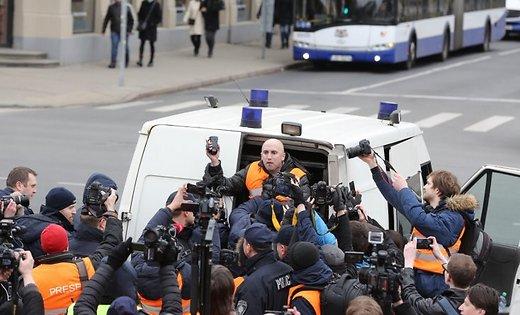 В Латвии задержали скандального пропагандиста Грэма Филлипса