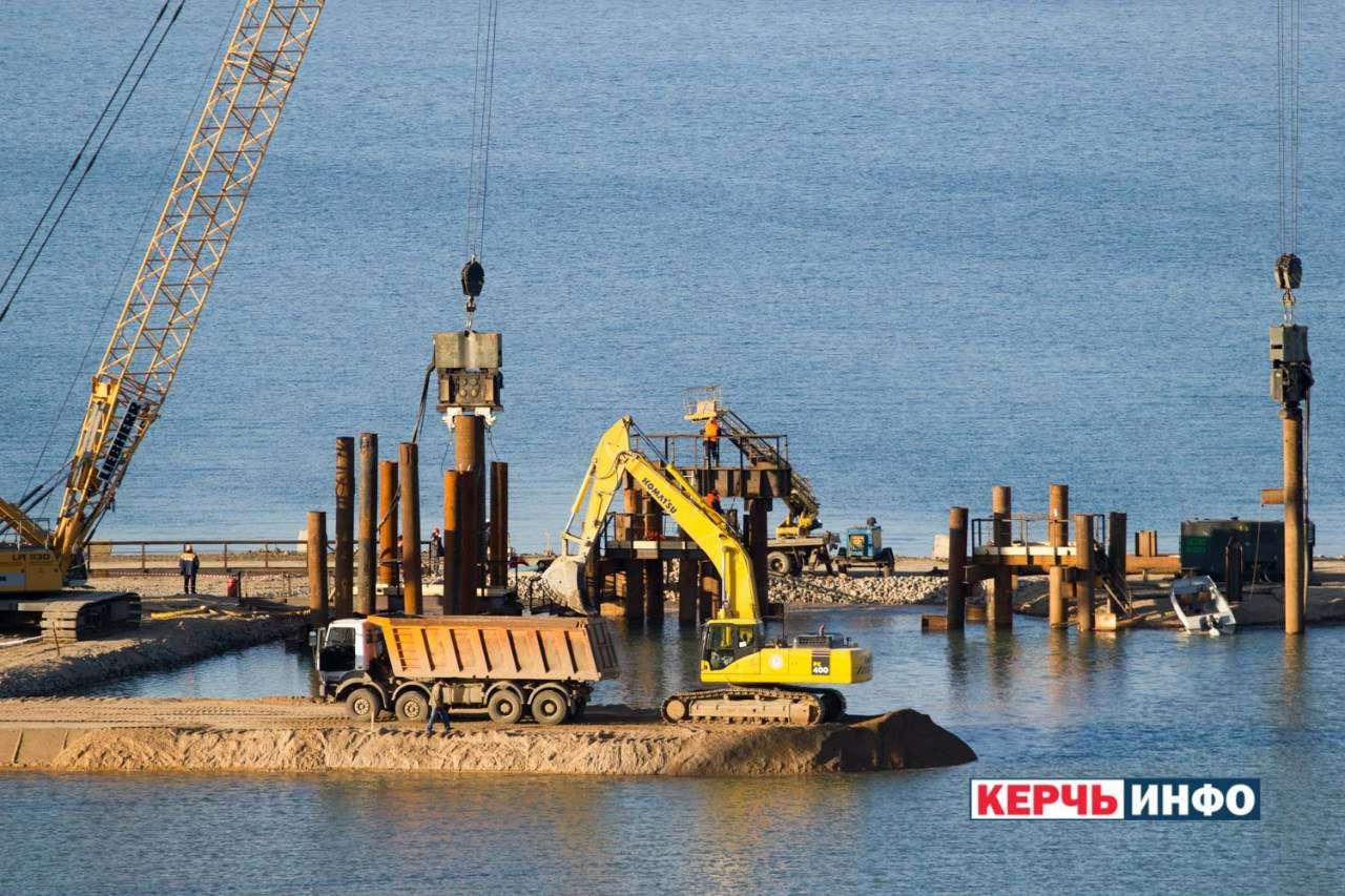 Из-за строительства Керченского моста наострове Тузла могут исчезнуть редкие растения