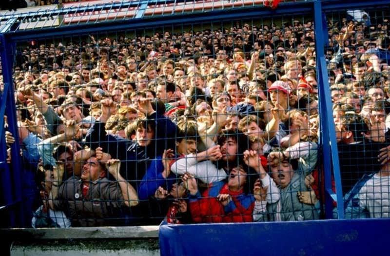 15:03 by Info Resist Спустя почти 30 лет. Гибель 96 футбольных фанатов в давке признали убийством