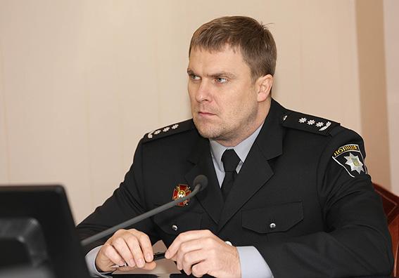ВКиеве отмечают день государственной милиции