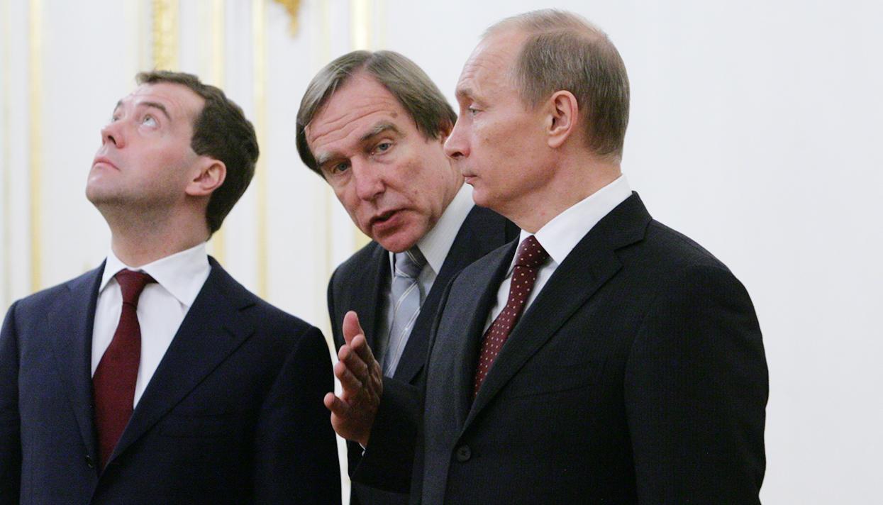 Власти Литвы: Ролдугин вел бизнес софшорными компаниями