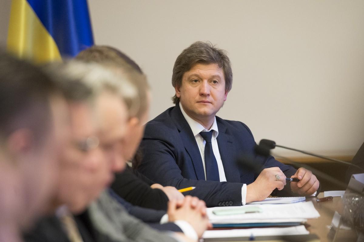 Украина выйдет навнешние рынки заимствований в 2018г. — министр финансов