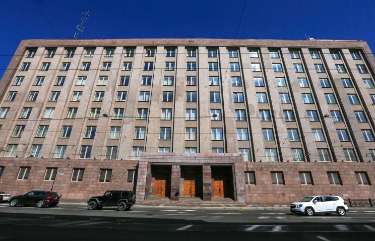 ФСБ объявила озадержании вПетербурге эстонского шпиона