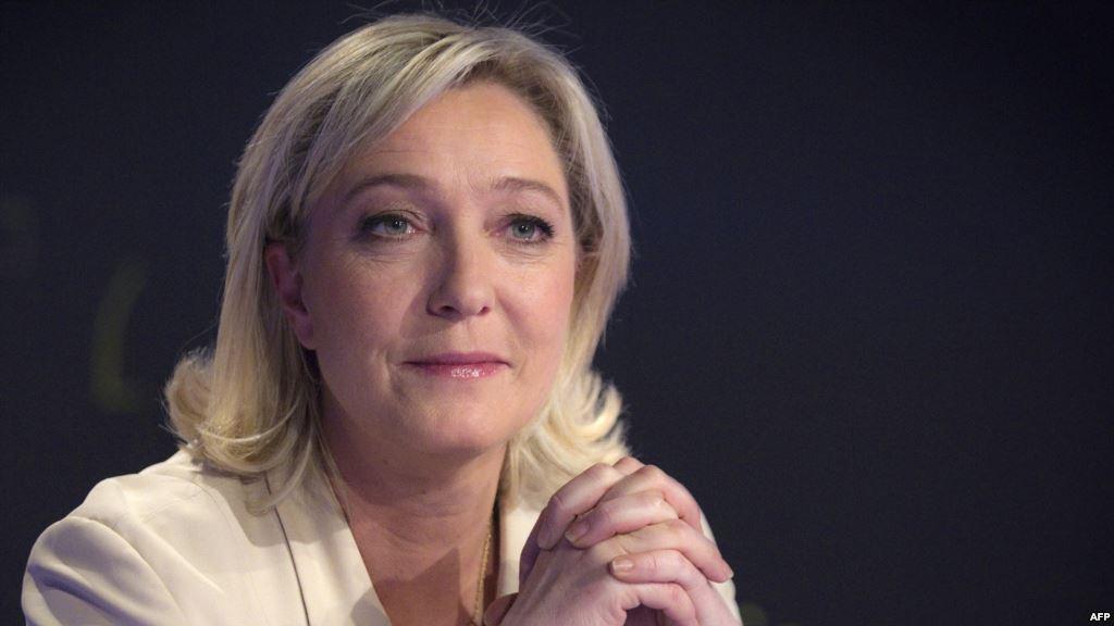 Опоры европейского союза рухнули, ионразваливается— Марин ЛеПен