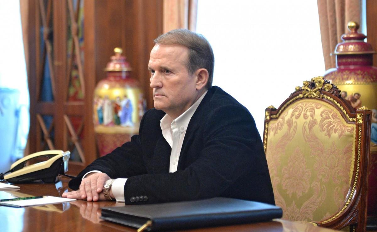 Медведчук: Украина совсем скоро освободит еще 2-х граждан России