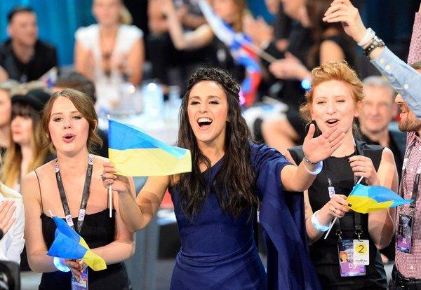Мэры 6-ти украинских городов сообщили ожелании провести «Евровидение»