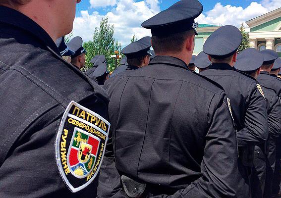 В любом городе есть недобор впатрульную полицию— Аваков