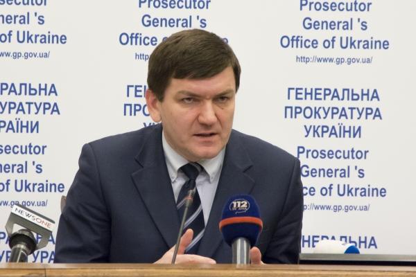 Народный депутат: генеральный прокурор Луценко объявил предупреждение Горбатюку за«совещания» сЛещенко
