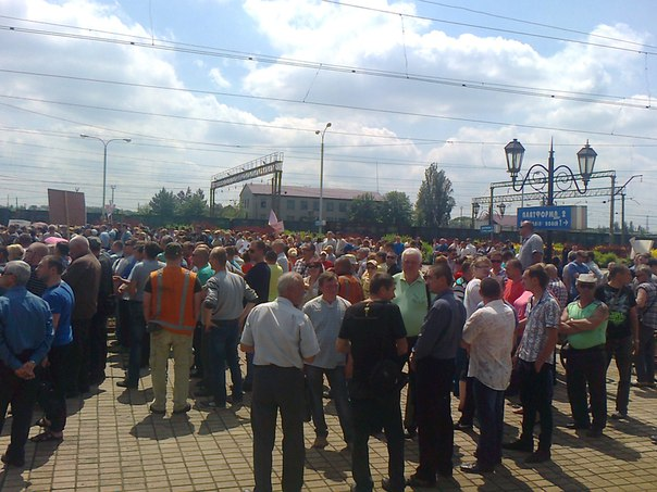 За террористов на Донбассе воюют 40 тыс. человек, в том числе до 7 тыс. российских военных, - Муженко - Цензор.НЕТ 4925