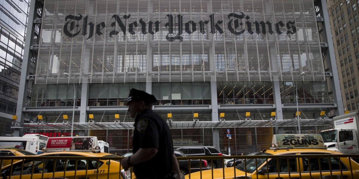 Корреспондент New York Times обвинил государство Украину ввойне с репортерами
