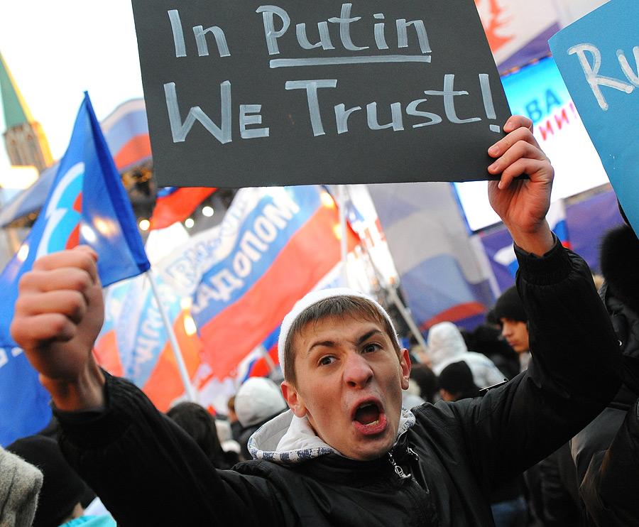 Слава РАБИНОВИЧ: 86% россиян, пришла пора вам за все заплатить..