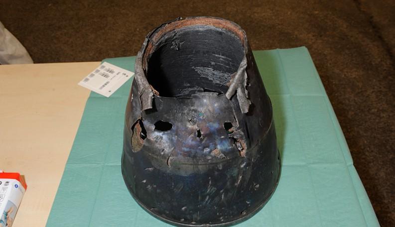 Нидерланды сообщили онаходке фрагмента ракеты от«Бука» наместе крушения MH17