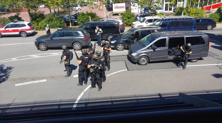 ВГермании мужчина открыл стрельбу в кинозале: появились фото