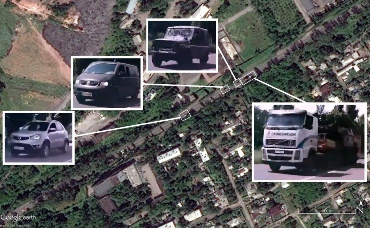 Группа Bellingcat обнародовала новые свидетельства присутствия русского «Бука» вДонбассе