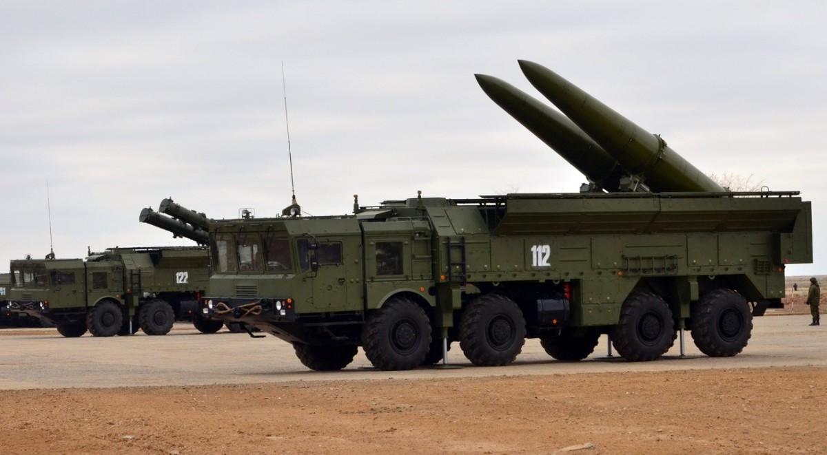 Путин разместил ядерное оружие уграницы сУкраиной— генерал