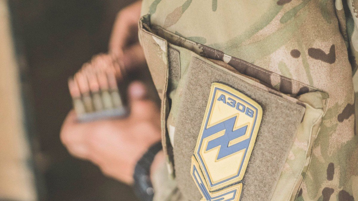 Русская «фемида» осудила солдата «Азова» до6 лет тюрьмы