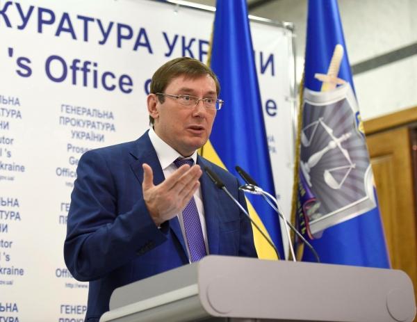 Луценко пригрозил судьямКС «началом конца» вслучае отмены закона олюстрации