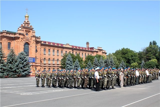 В Военной академии Одессы будут готовить ученых-оружейников