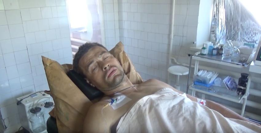 Житель РФ: Захваченный под Троицким боевик признался, что он