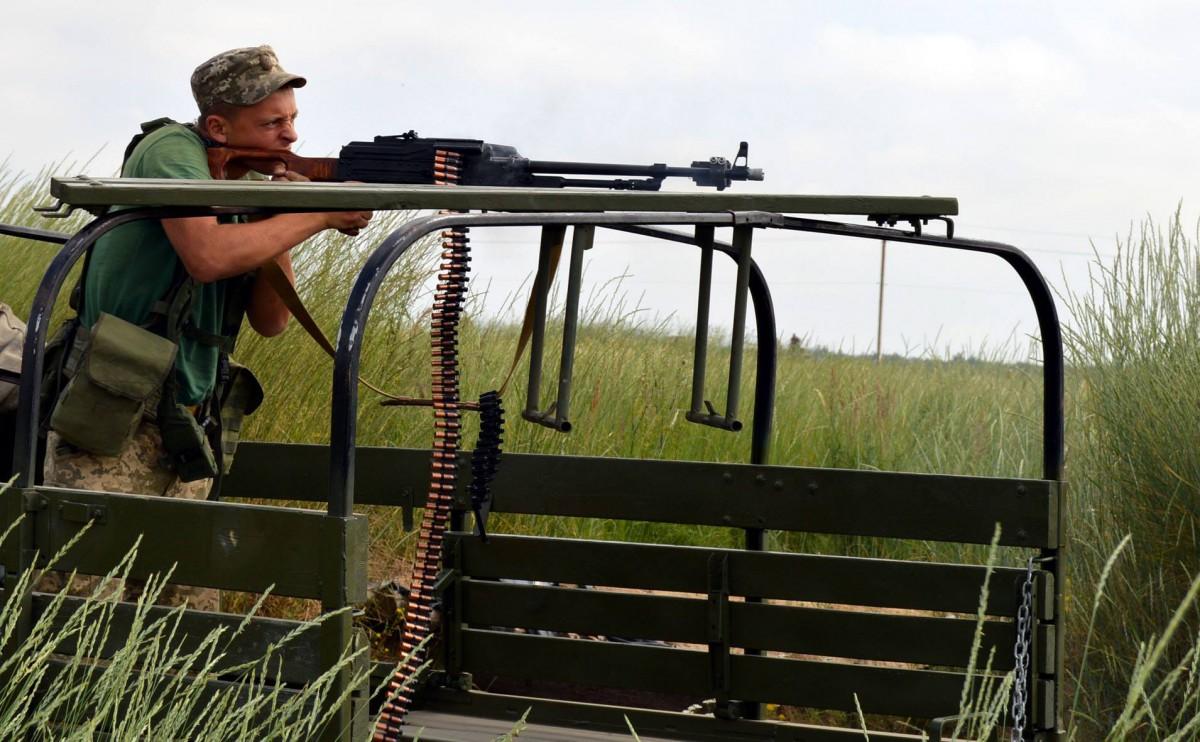 Засутки вАТО умер один украинский боец,