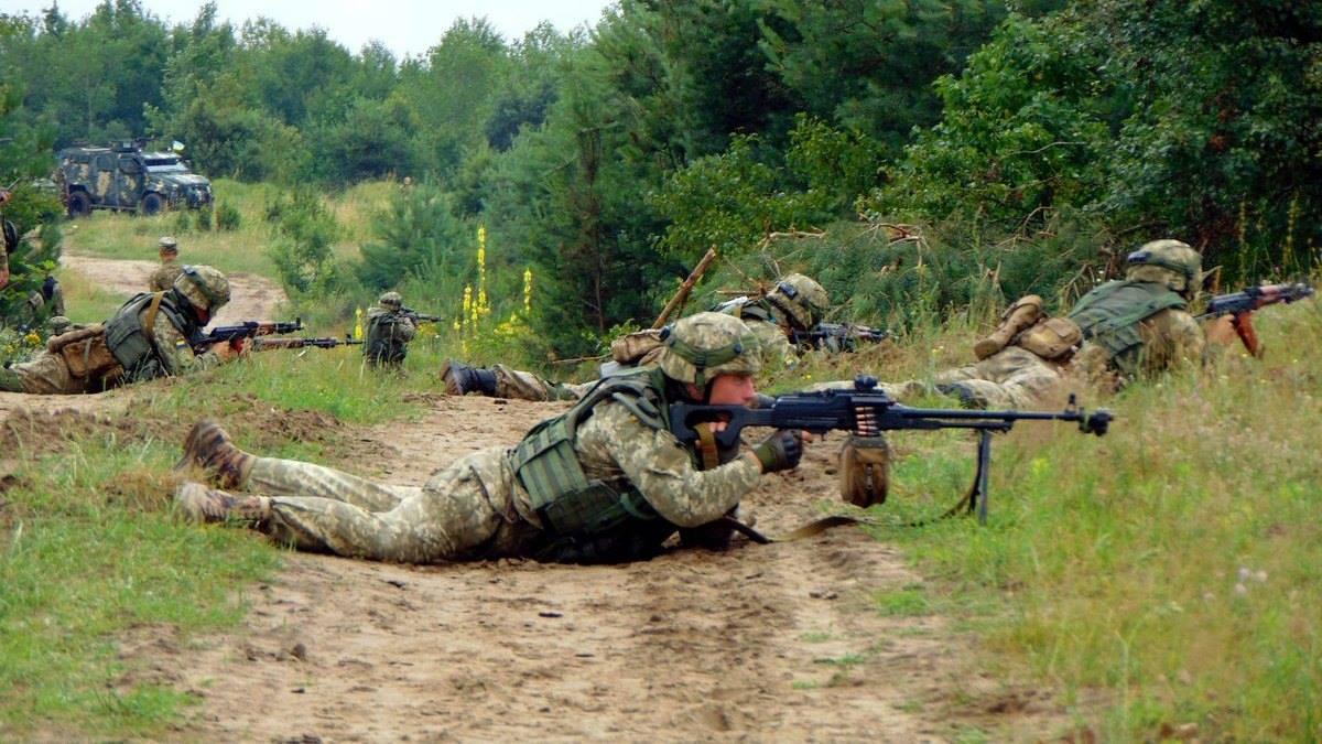 Необходимо восстановить контроль над всей границей с РФ