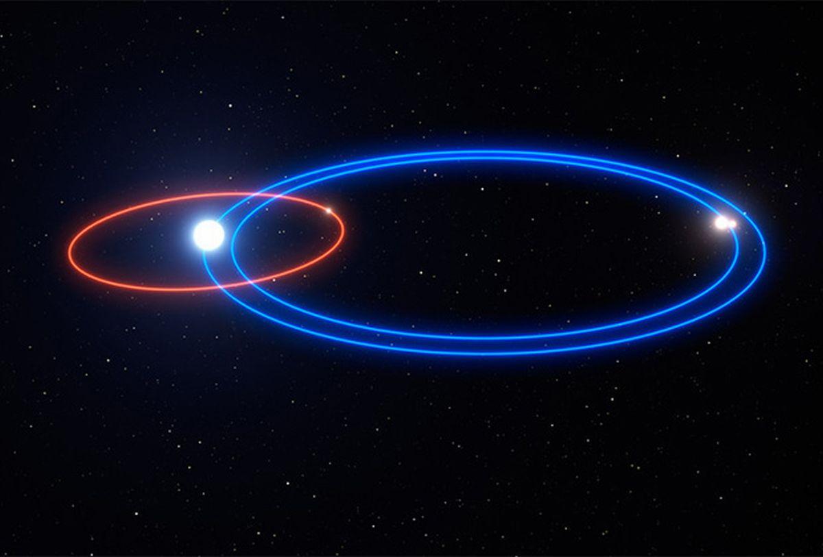 Астрономы нашли планету стремя солнцами
