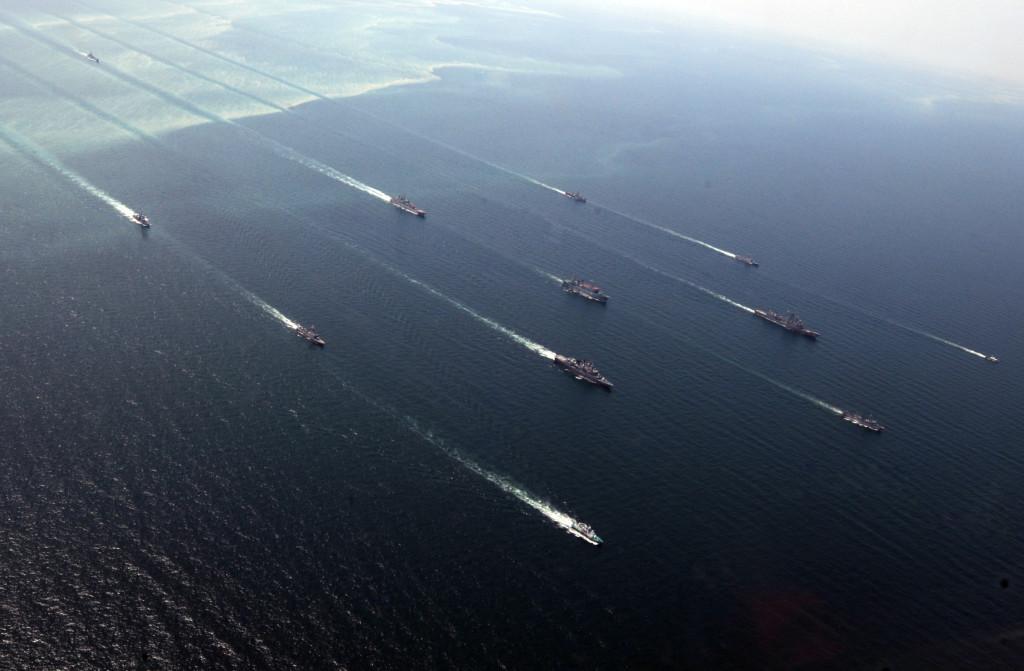 Американцы на страже украинских границ: в Одессу прибыли военные корабли