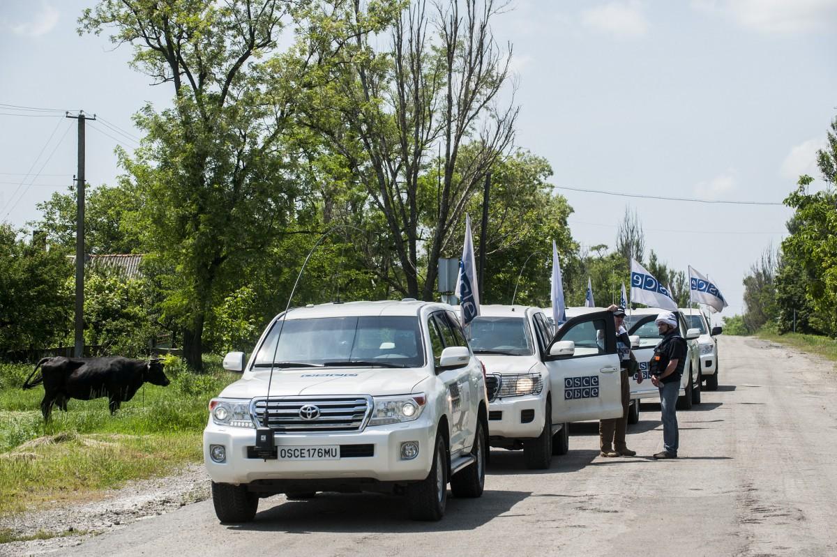 Геращенко: граждан России вСММ ОБСЕ быть неможет