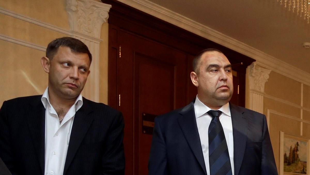 Картинки по запросу савченко и захарченко