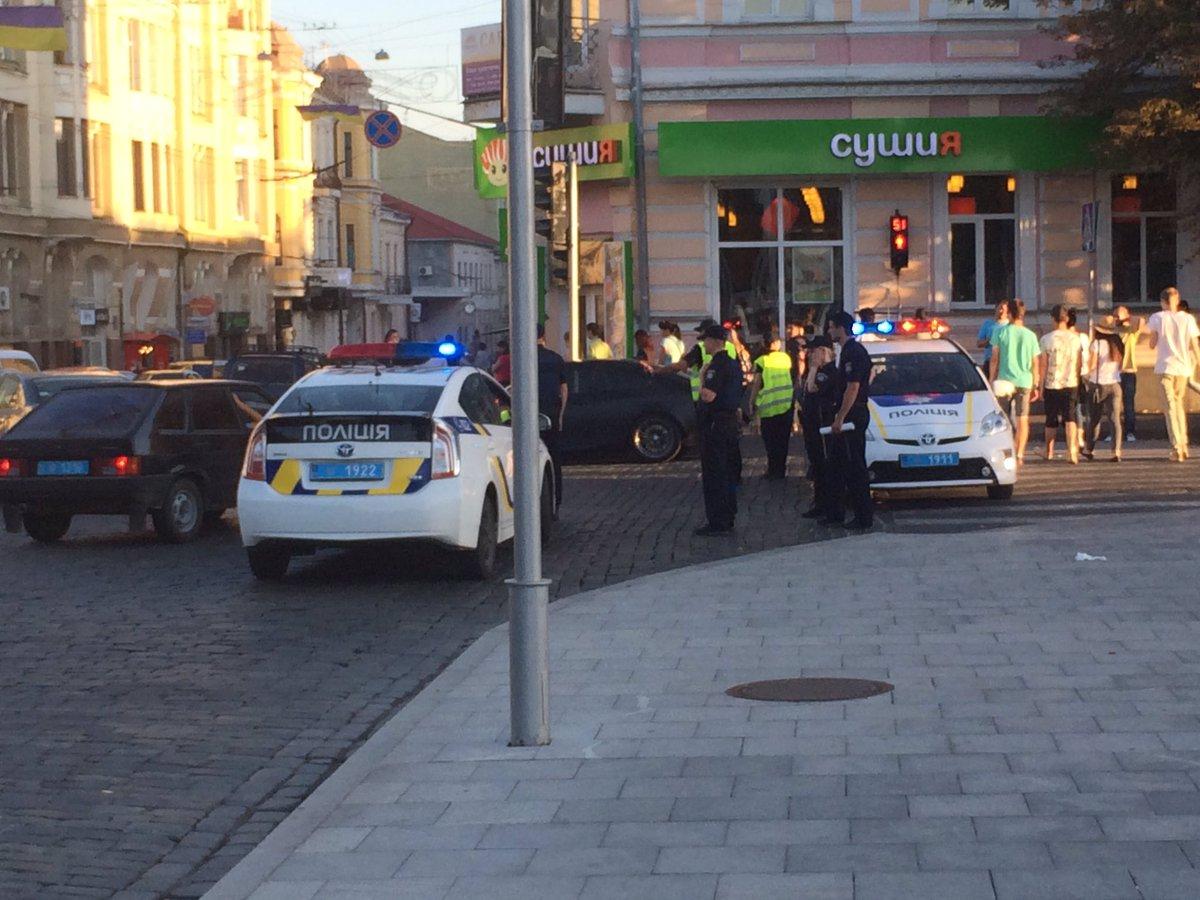 Стали известны подробности убийства вцентре Харькова