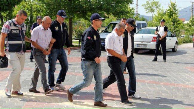 ВТурции схвачен генерал армии исудья конституционного суда
