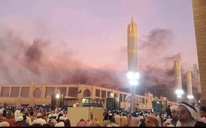 Впроцессе теракта всаудовской Медине погибли 4 военнослужащих