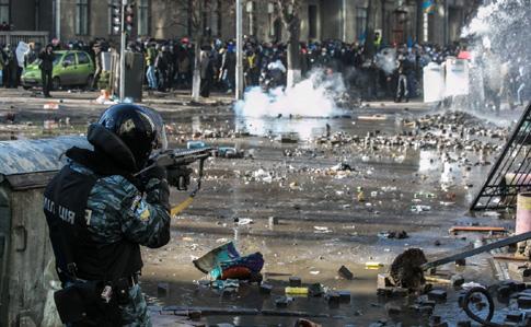 ГПУ: Экспертиза подтвердила участие беркутовцев вубийствах наМайдане