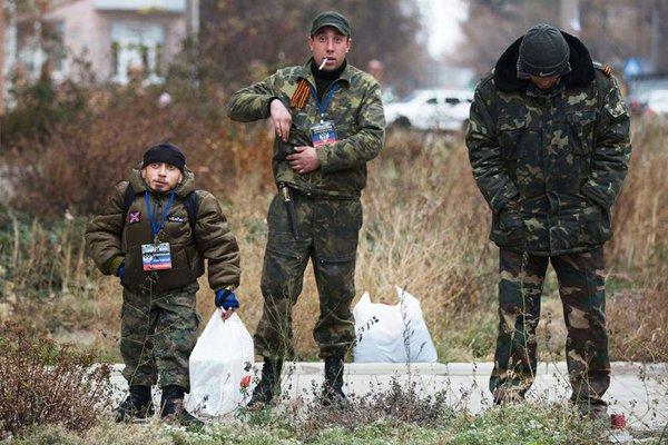 Всамопровозглашенной ЛНР обвинили Киев в несоблюдении перемирия