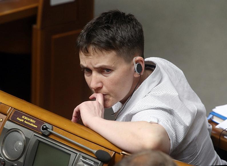 СБУ: Обамнистии боевиков говорила Савченко сПлотницким иЗахарченко