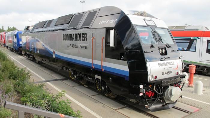 Украина иКанада создадутСП попроизводству локомотивов