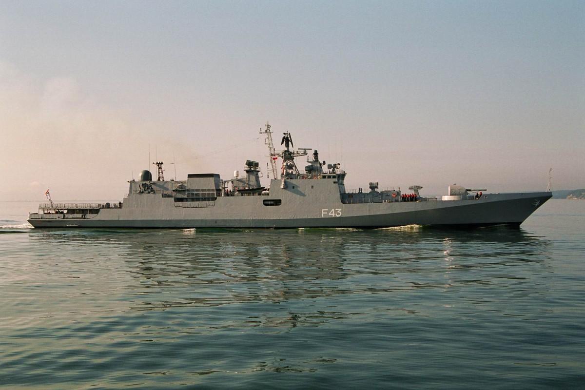 Российская Федерация передаст вКрым три новый фрегата