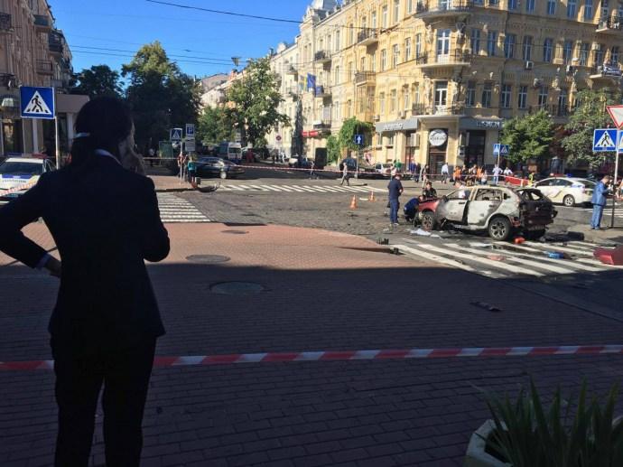 ВКиеве обещают обнародовать данные оходе расследования убийства Шеремета