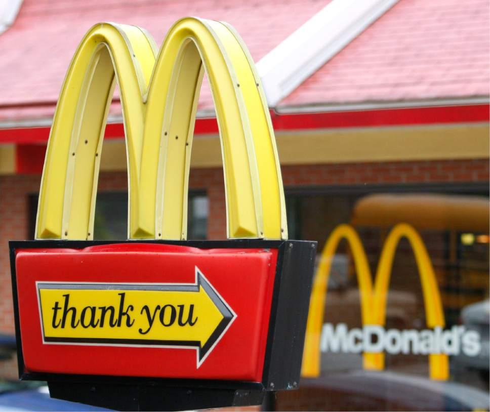 McDonald's ограничил выдачу еды спортсменам вОлимпийской деревне