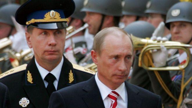 Агентура: ВМакеевку прибыло подразделение росгвардии В.Путина