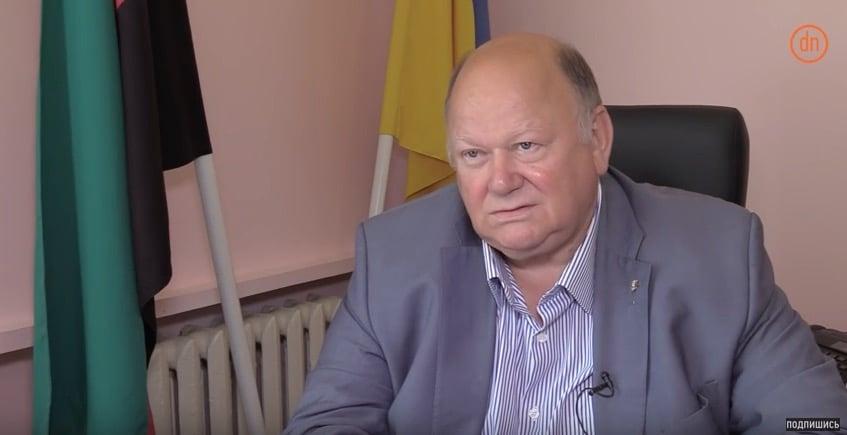 Обвиняемый всепаратизме мэр Торецка иего заместитель уволены