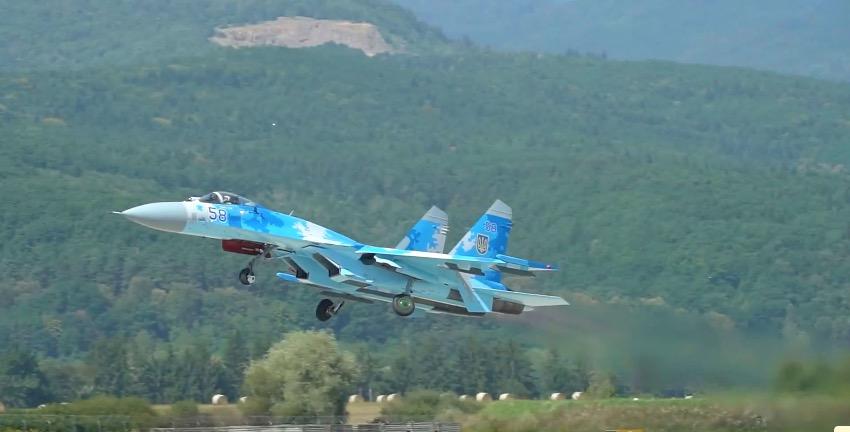 Военный летчик изМиргорода стал лучшим намеждународном авиационном показе SIAF