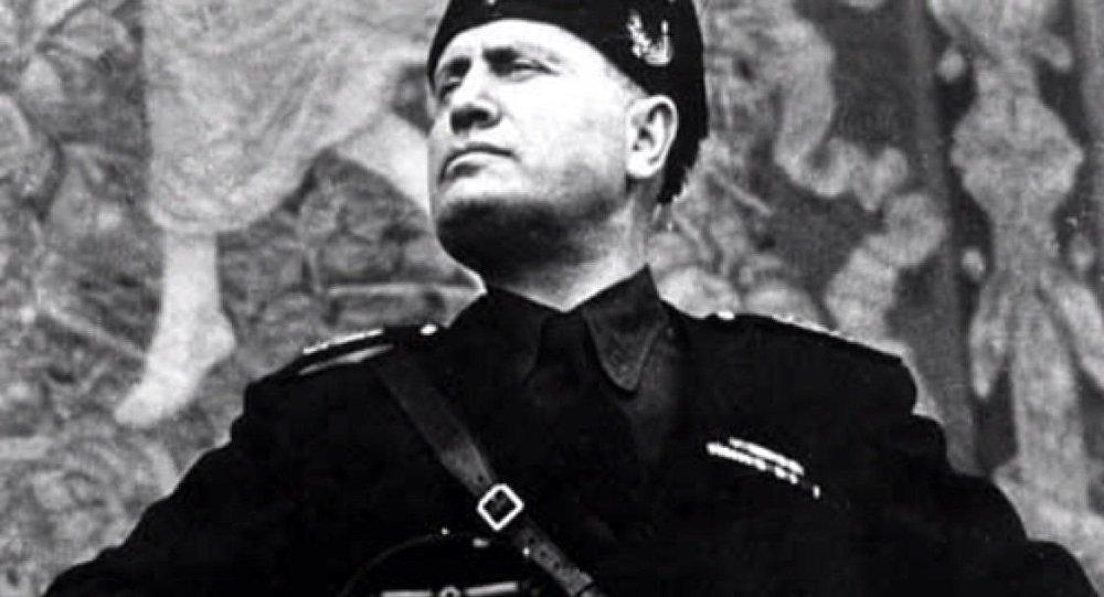 21:41 by Info Resist В Риме найдено послание Бенито Муссолини потомкам