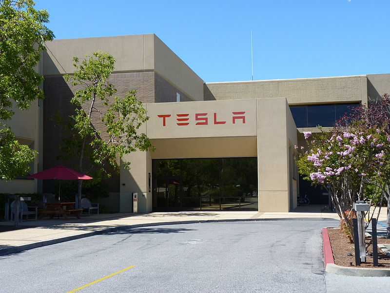 Tesla ипроизводитель солнечных батарей SolarCity договорились о объединении