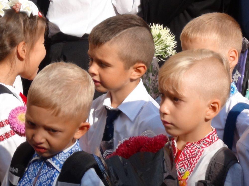 Киевские школы получили возможность самостоятельно определять формат первого звонка